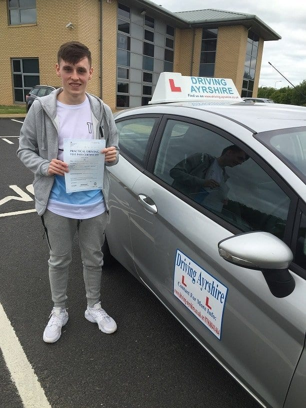 Driving lessons ardrossan - Gary Kilpatrick