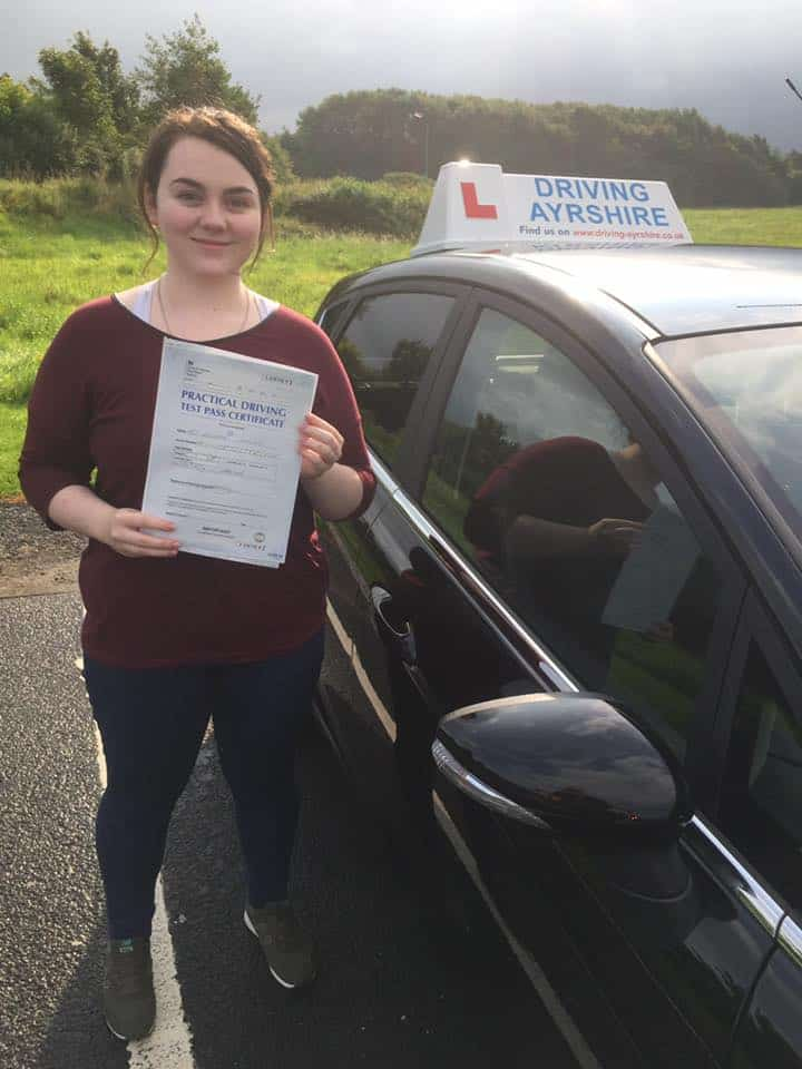 Driving Schools Ardrossan - Rosalyn Meney