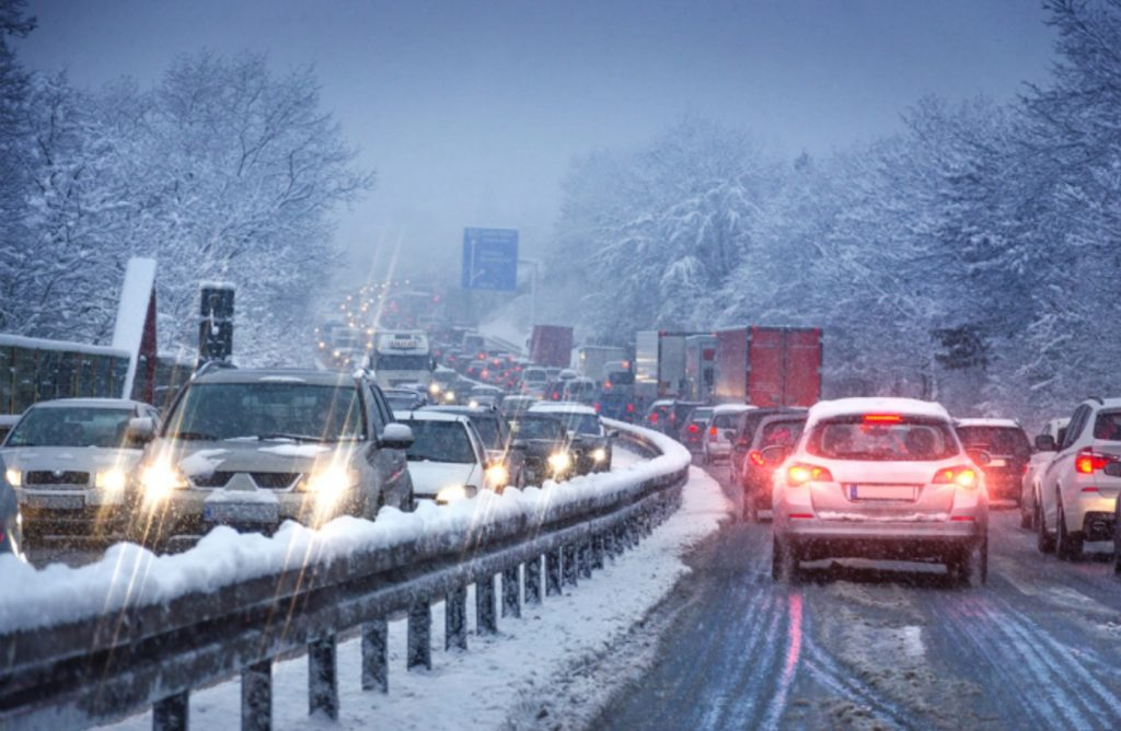Winter Driving 10 top tips